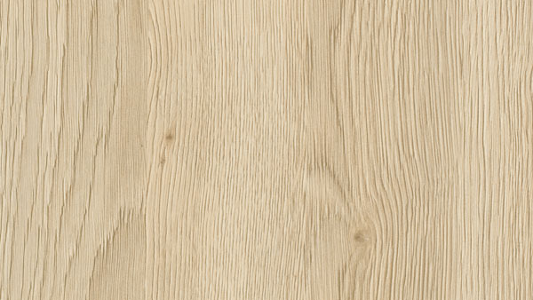 Wood grain laminate in sienna oak from SieMatic's selection of kitchen cabinet door fronts