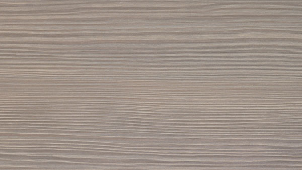 Wood grain laminate in titan pine horizontal from SieMatic's selection of kitchen cabinet door fronts